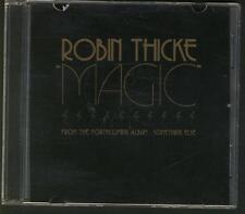 ROBIN THICKE Magic 1 track DUTCH PROMO CD SINGLE