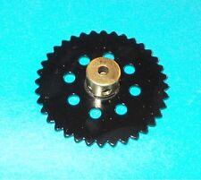 meccano roue de chaine 36 dents, No95 noire