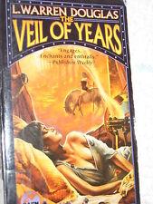 Veil of Years Warren Douglas Sacred Pool sequel PB Sci Fi Fantasy Fiction 2001