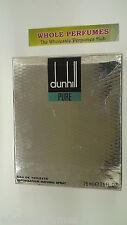 ALFRED DUNHILL PURE MEN 2.5 OZ / 75 ML EAU DE TOILETTE EDT SPRAY NEW IN BOX