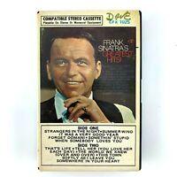 RARE 1968 Cassette Tape | Frank Sinatra's Greatest Hits | Reprise | Ampex