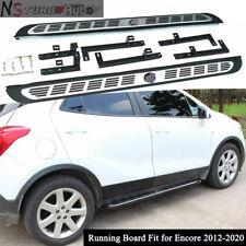 Door Side Step Running Board Nerf Bar Fits for Buick Encore OPEL Mokka 2012-2020