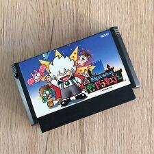 Akumajo Special Boku Dracula kun Kid Dracula Famicom NES Loose Nintendo Konami