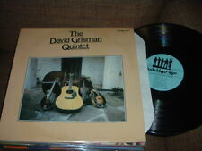 THE DAVID GRISMAN QUINTET  1977 LP Kaleidoscope Label
