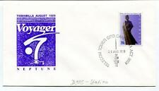 1989 Voyager Neptune Tidbinbila Telecom Tower GPO Canberra Australia SPACE NASA
