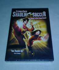 2001 Shaolin Soccer Dvd Stephen Chow Wei Zhao Includes French & Cantonese Audio