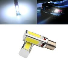 2pcs White 1156 20W COB LED Fog Brake Parking Backup Reversing Bulb Light 6500K
