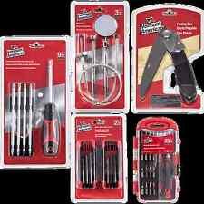 Vermont American Tool Set Saw, Hex Key set, Precision Screwdriver, Retrieval Set