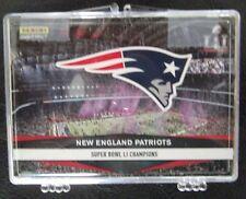 2016 Panini Instant Patriots Super Bowl LI Champions 36 Card Team Set Tom Brady