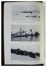 1928 Koch  EAST GREENLAND  Sledge Journeys  KAYAK HUNTING  Eskimo  PHOTOS - 1