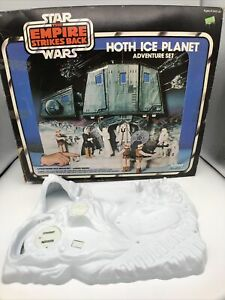 Star Wars Vintage ESB Hoth Ice Planet Adventure Set in the Original Box No 38770