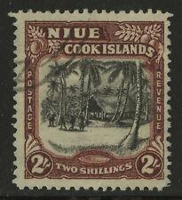 Niue  1938   Scott #  74     USED