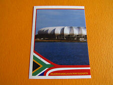 16 STADE NELSON MANDELA BAY PANINI FOOTBALL FIFA WORLD CUP 2010 COUPE MONDE