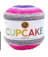 Lion Brand Cupcake Yarn TuTu Much  5.3 oz
