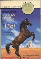 King of the Wind : The Story of the Godolphin Arabian by Marguerite Henry (1948,