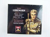 Wagner Lohengrin Fischer-Dieskau Ludwig Frick Wiener Kempe 3xCD Box Set New Seal