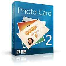 Greetings & Photo Card Maker Creator Design Professional Printing DVD Software