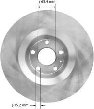 Disc Brake Rotor-Premium Brake Rotor Front Bendix PRT5959