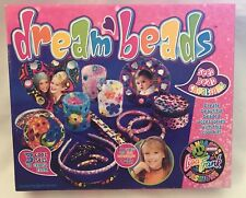 Lisa Frank Dream Beads Craft Kit Hair Accessories Frame Candle Frame Box P1788