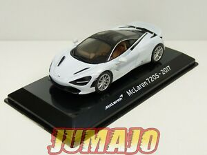 SC18 voiture 1/43 SALVAT Supercars :  McLaren 720S 2017