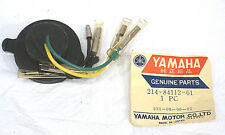 Genuine Yamaha TY175 TY250 TT500 Headlight Head Light Socket 214-84112-61 NOS