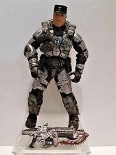 Neca Gears Of War 2 Loose Colonel Victor Hoffman