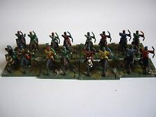 16 painted 15mm ancient Chinese horse archer cavalry by essex for DBMM FOG
