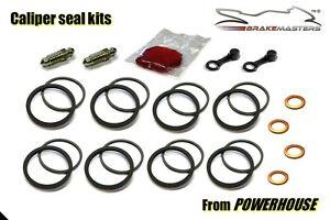 Honda CBR600 RR front brake caliper seal rebuild repair kit set 2011 RRB