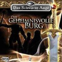 """DAS SCHWARZE AUGE """"2/DSA-DIE GEHEIMNISVOLLE..."""" CD NEU"""
