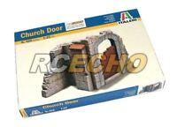 ITALERI Military Model 1/35 Accessories Church Door Scale Hobby 409 T0409