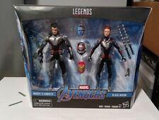 "Marvel Legends Quantum Suit HAWKEYE & BLACK WIDOW 2-Pack 6"" Avengers Endgame"