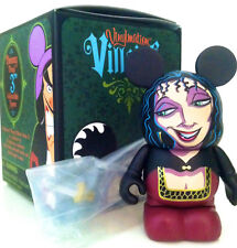 """DISNEY VINYLMATION 3"""" VILLAINS SERIES 2 MOTHER GOTHEL CHASER TANGLED TOY FIGURE"""