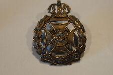WW2 Canadian Royal Rifles of Canada Regiment Cap Badge