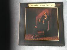 Jan Akkerman&Kaz Lux-Eli Vinyl album