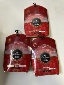 Old Spice Duo Sided body Cleanser - Swagger Scented - New Sealed - Set Of 3