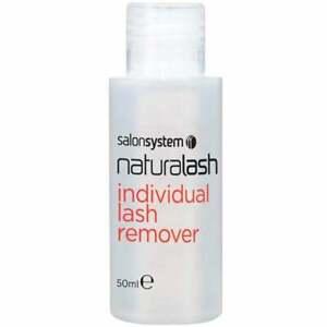 Salon System Individual False Lash Eyelash Lift Off Glue Remover 50ml
