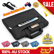 Notebook Laptop Sleeve Case Shoulder Carry Bag Pouch Cover 11 13 14 15.6 16 17""