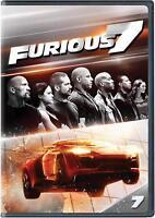 DVD - Action - Furious 7 - Vin Diesel - Paul Walker - Jason Statham - James Wan