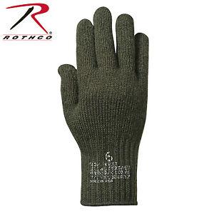 8418 / 8458 Rothco G.I. Glove Liners