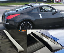 Roof Spoiler to fit Nissan 350z Z33, v8