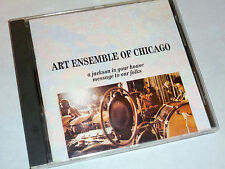 Art Ensemble Of Chicago: A Jackson In Your House Message To Our Folks CD 1989