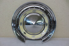 1955 CHEVY CHEVROLET NOS CONTINENTAL KIT HUBCAP ACCESSORY HUB CAP WHEEL COVER