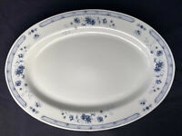 Sango Valencia 8223 14 inch Oval Platter - pre-owned in excellent cond. VINTAGE