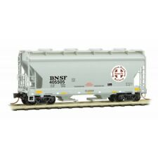 Micro-Trains MTL N Burlington Northern Santa Fe 2 Bay Covered Hopper 092 00 410
