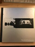 The Art of Photography Hardcover Book - Time Life - 1977