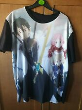 Sword Art Online Kirito, Silica and Lisbeth T-Shirt