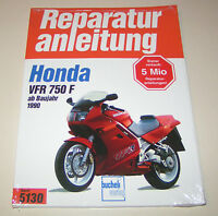 Reparaturanleitung / Handbuch - Honda VFR 750 F Typ RC36 - ab Baujahr 1990