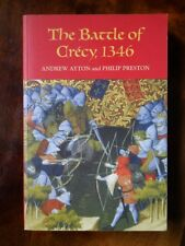 The Battle of Crecy, 1346 - Ayton & Preston (Warfare in History) *VERY GOOD*