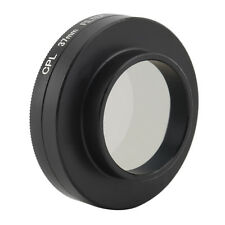 37mm CPL Filter Circular Shape Polarized Lens With Cap For Gopro HD Hero 4  WP