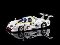 Bizarre Mazda 727C #87 - Kennedy / Martin - 15th Le Mans 1984 - 1/43